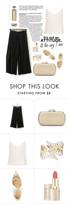 """Yoins 29/5"" by merima-kopic ❤ liked on Polyvore featuring Raey, Bionda Castana, Prada and yoins"