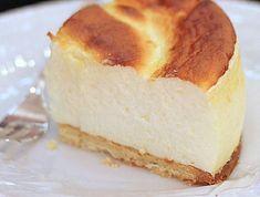 Tarol a neten az Atkins-sajttorta! Imádják a diétázók, mert nem hizlal - Ripost Lemon Ricotta Cheesecake, Low Carb Cheesecake, Cheesecake Recipes, Dessert Recipes, Cheesecake Bars, Cookie Recipes, Salty Cake, Crust Recipe, Recipe For 4