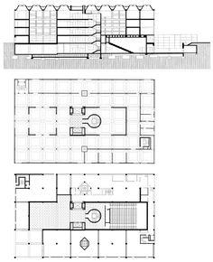 Louis Kahn, Yale Center For British Art, New Haven, Connecticut