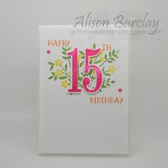Gothdove Designs - Alison Barclay Stampin' Up! ® Australia : Stampin' Up…