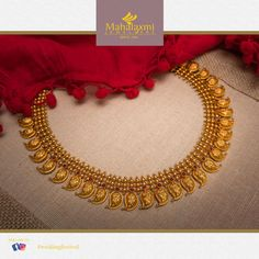 Jewelry OFF! Image may contain: jewelry Jewelry Design Earrings, Gold Earrings Designs, Gold Jewellery Design, Gold Temple Jewellery, Silver Jewellery Indian, Antique Jewellery Designs, Gold Jewelry Simple, Oriental, Mango Necklace