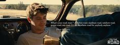 Quotes+From+On+The+Road   On The Road Quotes - On the Road (Movie) Fan Art (30725715) - Fanpop ...