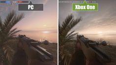 """Battlefield 1 im Systemvergleich: In diesem Video stellen wir die Xbox-One- und PC-Version von Battlefield 1 gegenüber. Auf dem PC wählten wir die Presets der """"Ultra""""-Einstellungen. Bei Texturen und Beleuchtung hat der Rechner ganz klar die Nase vorn. Die Grafikqualität der Xbox-One-Fassung fällt dennoch sehr solide aus. Eine Version für Playstation 4 liegt uns aktuell noch nicht vor. Aufgenommen haben wir auf einem Intel Core i7-980X mit 33 GHz Nvidia GTX 980 und Windows 10. Gears of War 4…"""