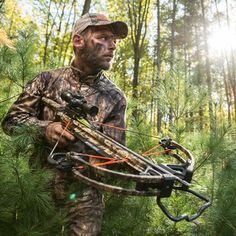 Elevate your hunt with Mission Charge Pro Hunting Crossbow! Click through to learn