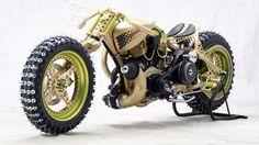 Bamboo Free Style Bike