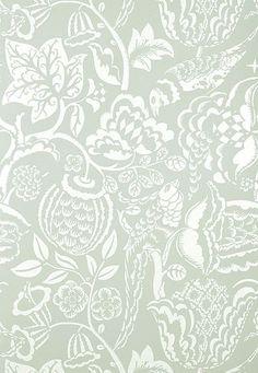 FSchumacher Wallpaper 5003713 Uccello Aqua