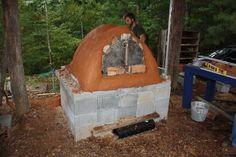 Cob oven!