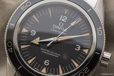 Introducing the Omega Seamaster 300 Master Co-Axial (Live Pictures & Pricing)