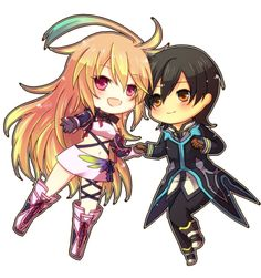 Tags: Anime, Milla Maxwell, Tales of Xillia, Jude Mathis, Pixiv Id 756243