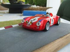 Slot Car Tracks, Slot Cars, Scale Models, Cars And Motorcycles, Modeling, Dreams, Vehicles, Modeling Photography, Scale Model