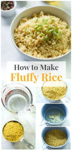 This photo tutorial how to make fluffy rice will show you how to make fluffy rice. You'll see that make fluffy and delicious rice is easier than you think. primaverakitchen.com