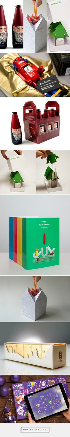 7 #Christmas #Packaging You Shouldn't Miss - http://www.packagingoftheworld.com/2014/12/7-christmas-packaging-you-shouldnt-miss.html