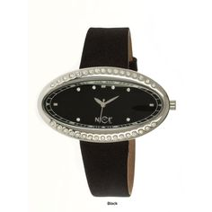 """Nice Italy Woman's Eye Brill Watch (Retail Price $240.00) """"Our Price $78.00"""" only at nomorerack.com"""