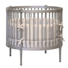 Oval bassinet/crib. i love these
