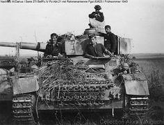 Panzerbefehlswagen IV Pz.Abt.21   WW2 tanks   Flickr