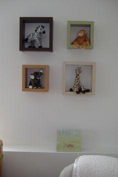Baby Keilan's safari room - Nursery Designs - Decorating Ideas - HGTV Rate My Space