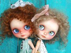 https://flic.kr/p/oYrax7 | Hanging out |  Autumn and Apple are really getting along. They look so alike!                                Custom dolls by me Clothing by KaerieFaerie