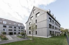 Architektur | Planung Multi Story Building, Human Settlement, Architecture, Homes