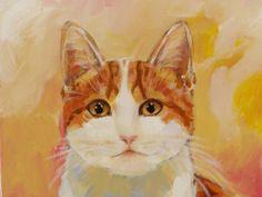 Artwork by Roeli Rumscheidt in the ArtisTTable's Animal Show.