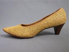 wicker shoes