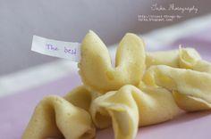 DIY: Fortune Cookies