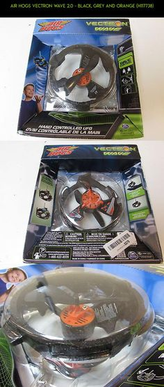 Air Hogs Vectron Wave 2.0 - Black, Grey and Orange (H117738) #kit #wave #plans #fpv #hogs #racing #2.0 #shopping #technology #camera #products #drone #gadgets #tech #vectron #air #parts