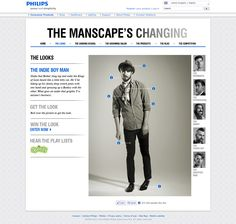 The Manscape's Changing - Look page