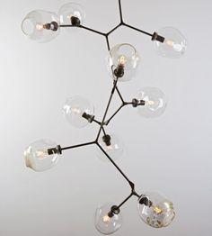 molecular chandelier