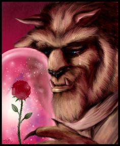 Beauty and the Beast - classic-disney Fan Art