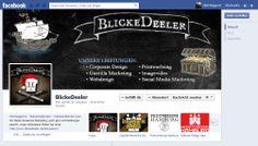 BlickeDeeler #Facebook #Titelbild optimiert für #Web und #Mobile #Devices - Mehr dazu unter www.facebook.com/BlickeDeeler - Layout und Design: www.BlickeDeeler.de Mehr zu unseren Leistungen finden Sie unter http://www.blickedeeler.de/leistungen/social-media-marketing/ #socialmedia #corporate #design #networking