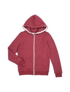 REVIEW-FOR-TEENS Sweatjacke mit Kapuze in Rot online kaufen (9494562)   P&C Online Shop