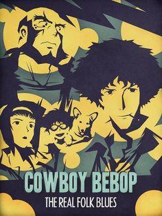 Cowboy Bebop: Real Folk Blues