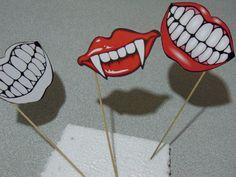 partide fotoğraf çekimleri için diş  aksesuarları