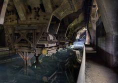 'Steel Mill Pond - Terres Rouge' by Matt Emmett