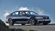 The BMW M550i takes the cake!