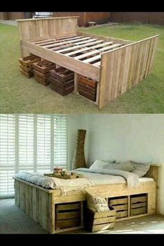 So wanna build this! But wih a more rustic tree look to it though