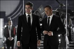 Chris Pine.Tom Hardy - This Means War