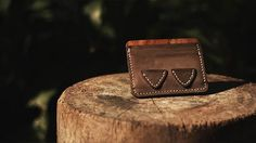 Items similar to Wood and Leather Card and Pick Holder on Etsy Cuff Bracelets, Card Holder, Trending Outfits, Wood, Unique Jewelry, Handmade Gifts, Cards, Leather, Etsy
