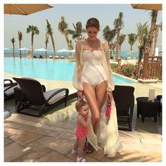 Lena Perminova @lenaperminova Even the girls so...Instagram photo | Websta (Webstagram)