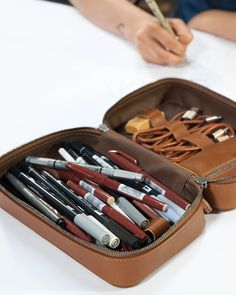 TDK 2 Regular - perfect for pens, pencils, cords, and other tools