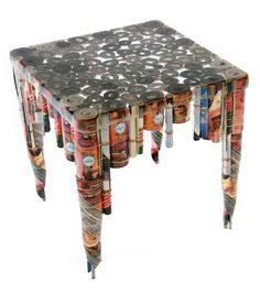 The Art Of Up-Cycling: Diy Furniture, Really Cool, Repurposed, Reused And Recycled Furniture