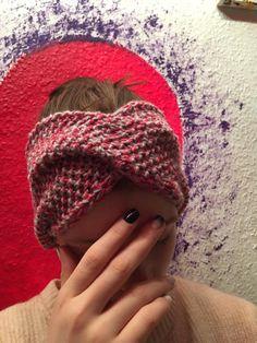 Breites Stirnband im Perlmuster, warme Ohren garantiert! Baumwollkaschmir Mix🥰 Blog, Winter Hats, Beanie, Fashion, Wide Headband, Cashmere, Ears, Breien, Cotton
