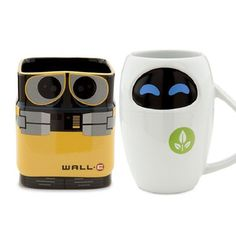 1000 images about mugs funny cool amazing and awesome inventions on pinterest mugs mug - Walle and eve mugs ...