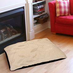 Leaves Narrow Indoor/Outdoor Pet Bed