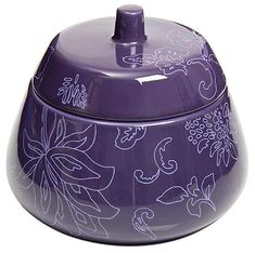 Botanica Purple Jar