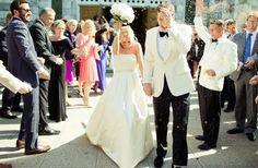 Amazing wedding send off - photography by Shannen Natasha