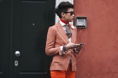 Esther Quek of The Rake Magazine - photo by Guerre