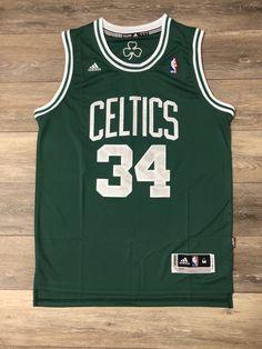 Paul Pierce Boston Celtics Adidas NBA Jersey 62eb53f08