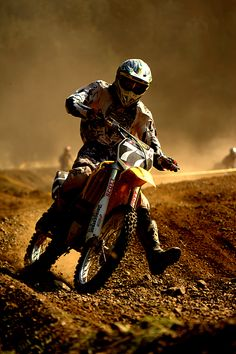 Motocross race at Brus, Serbia. Action photo production for Gobandit, action cam. Year 2011.
