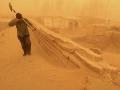 China's Creeping Sandbox
